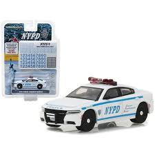 2017 Dodge Charger Pursuit Police Nypd With Squad Number Decal Sheet Hobby Exclusive 1 64 Diecast Model Car Greenlight Walmart Com Walmart Com