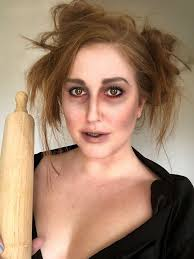 easy fall and halloween makeup looks