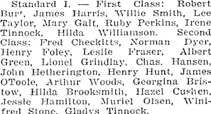 Papers Past | Newspapers | Southland Times | 17 December 1910 | SCHOOLS  BREAK UP.
