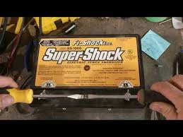 Needing A Fi Shock Fence Energizer Repaired Electric Fence Energizer Repair Youtube