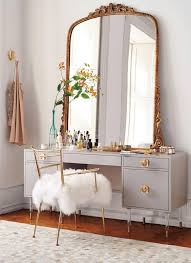 25 dressing tables with large mirror to