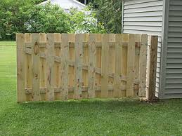 Build An 8 Foot Long Gate For A Backyard Fence Wide Enough To Drive A Car Through