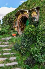 Bilbo Baggins House In Lord Of The Rings Location Hobbiton ...
