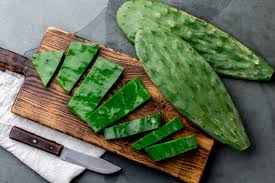 high fiber nopal cactus has superfood