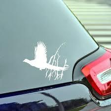 18 7 3cm Bird Car Sticker For Auto Car Bumper Window Cute And Interesting Vinyl Decal Sticker Decals Decor Car Stickers Aliexpress