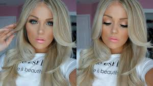 easy everyday spring makeup tutorial