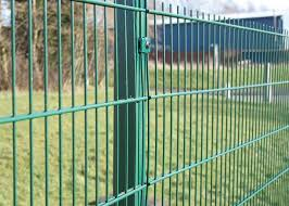 Pvc Welded Wire Mesh Fence Panels And Galvanized Garden Fence 3 D Curved