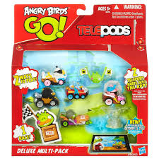 Angry Birds Go! Deluxe Multi-Pack by Hasbro