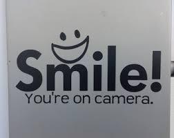 Smile Sticker Etsy