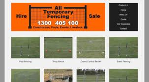 Welcome To Alltf Com Au All Temporary Fencing Systems Brisbane Australia Hire Or Sale Of All Temporar