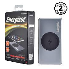 Pin Energizer BÁO XÁM 10,000mAh - QE10000GY