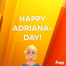 taff - Happy Adriana-Day! #taff | Facebook