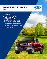 cur ford specials quirk auto