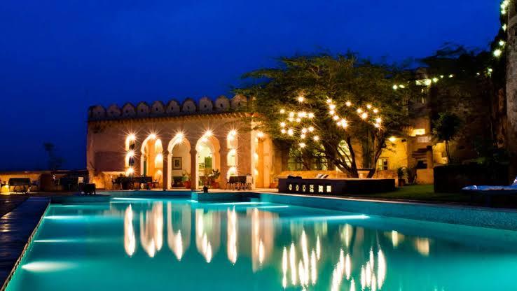 Image result for hotel kesroli alwar