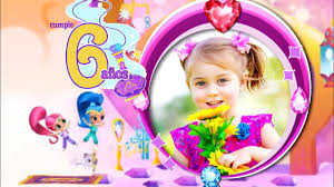 Video Invitacion Shimmer And Shine Party Cumpleanos