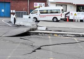 Powerful magnitude-7.8 earthquake hits ...