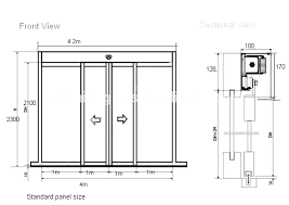 sliding glass door sizes wanatour co