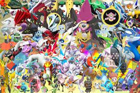 legendary pokemon wallpaper 1000x667