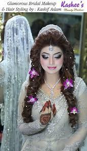 bridal makeup by kashees beauty