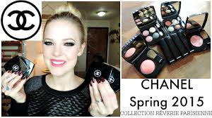 chanel spring 2016 haul review