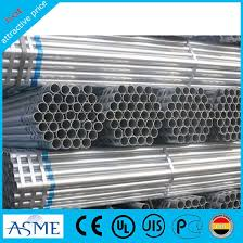China Galvanized Round Pipe Gi Pipe For Gas Greenhouse Fence Post China Gi Pipe Galvanized Pipe