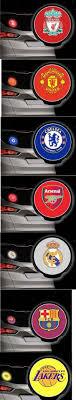 Real Madrid Car Sticker
