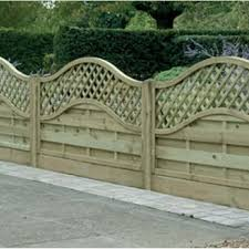 Omega Lattice Top Fence Panel 0 9m Wooden Supplies