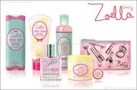 zoella beauty tutti frutti collection