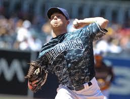 Robbie Erlin won't pitch for San Diego Padres this season – Santa Cruz  Sentinel