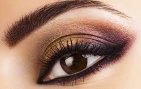makeup for big eyes