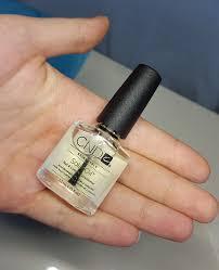 gelish vs sac parison by a nail