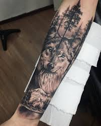Best Wolf Tattoo Ideas Wolf Tattoo Design Ideas With Wolf Tattoo