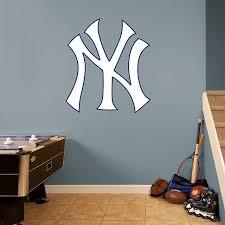 New York Yankees Logo New York Yankees Mlb New York Yankees Logo New York Yankees Baseball Bedroom