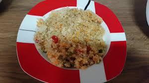 quinoa con verduras en thermomix tm5