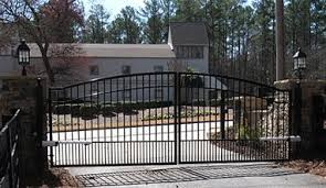Fence Company Driveway Gates Automatic Electric Gate Opener Install Contractor