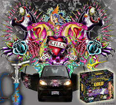 Hookahs Diapers And Smart Cars The Ed Hardy Empire Continues To Expand Or Branding Gone Bonkers If It S Hip It S Here