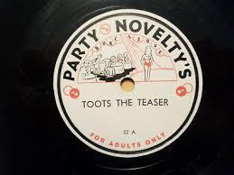 Fiesta Novedad 78 record 22/Toots el teaser/Oh podría Hilda Cook ...