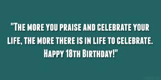 birthday quotes poetic for th birthday design press