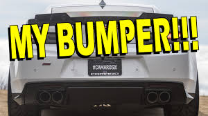 Bumper Emblem Decal Removal Youtube