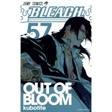 bleach manga volume 57 jump ics