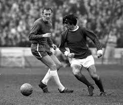Man United games at Stamford Bridge in the 1960s and 1970s ...