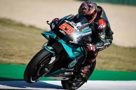 MotoGP Misano 2020 FP2. Quartararo continua bene - Smanettoni.net