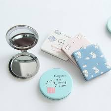 double sided hand mirror makeup vanity