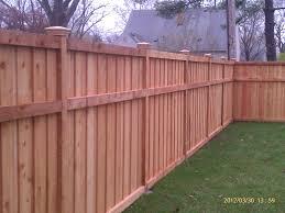 Wood Fence Installation Mn Cedar Fence Installers Minnesota Wooden Fence Co