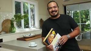 TV Master Chef Adam Liaw on the move