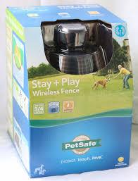 Petsafe Stay Play Wireless Fence Kimberlin Academy Pta Auction