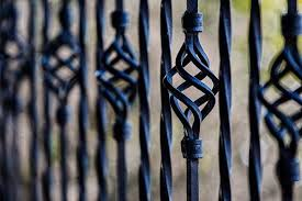 A 5 Step Guide To Painting Your Wrought Iron Fence