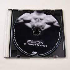 p90x extreme fitness chest back dvd