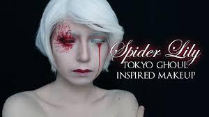 ghoul makeup look saubhaya makeup
