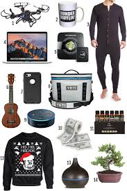 a gift guide for the men in your life